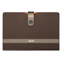 "ASUS Eee Pad Haven Sleeve 10"" Custodia a tasca Marrone"