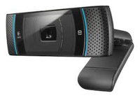 Logitech TV Cam 1280 x 720Pixel USB Nero webcam