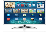 "Samsung UE32ES6710U 32"" Full HD Compatibilità 3D Wi-Fi Bianco LED TV"