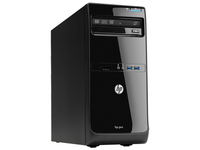 HP Pro 3400 Microtower PC 2.4GHz G530 Microtorre Nero PC