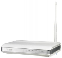 ASUS WL-520GU router wireless