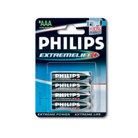 Philips ExtremeLife Batteria LR03EB8A/10
