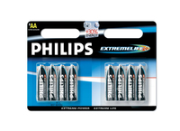 Philips ExtremeLife Batteria LR6EB8A/10