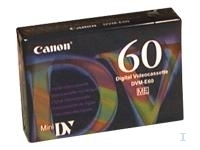 Canon Data Cart DVM-E60 f digital Videocamera