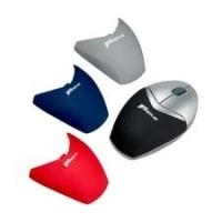 Targus Wireless Mini Optical Mouse with Interchangeable Covers RF Wireless Ottico 800DPI mouse