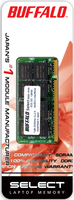 Buffalo Select 1GB DDR2 PC2-5300 soDIMM CL5 1GB DDR2 667MHz memoria