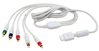 Bigben Interactive HD Component Cable 2.50m Bianco