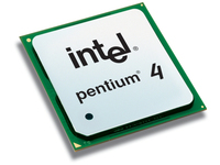 Intel Pentium Mobile ® ® 4 Processor 518 supporting HT Technology (1M Cache, 2.80 GHz, 533 MHz FSB) 2.8GHz 1MB L2 processore