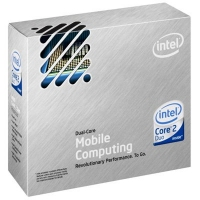 Intel ® CoreT2 Duo Processor T5600 (2M Cache, 1.83 GHz, 667 MHz FSB) 1.833GHz 2MB L2 Scatola processore