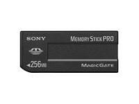 Sony 256MB MEMORY STICK PRO 0.25GB MS memoria flash