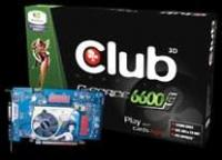 CLUB3D GF PC6600GT 128MB DDR GDDR3
