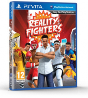 Sony Reality Fighters, PS Vita PlayStation Vita videogioco