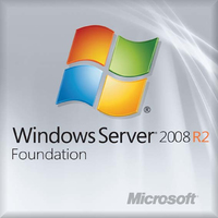 HP Windows Server 2008 R2 Foundation