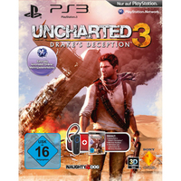 Sony Uncharted 3: Drake