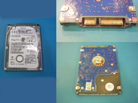 HP 677823-001 320GB Serial ATA III disco rigido interno