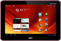 Acer Iconia A200 32GB Rosso tablet