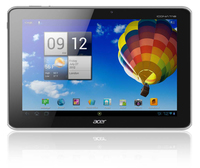 Acer Iconia A510 32GB Nero, Argento tablet