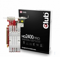 CLUB3D CGAX-P246L GDDR2 scheda video