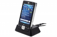 HP iPAQ 200 Series Desktop Cradle Nero