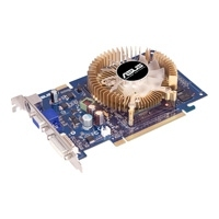 ASUS EN8600GT MAGIC/HTP/512M GeForce 8600 GT GDDR2 scheda video