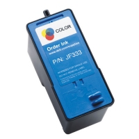 DELL 810 - Colour - Standard Capacity Ink Cartridge Ciano, Giallo cartuccia d