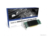 Matrox P69-MDDP256LAUF GDDR2 scheda video