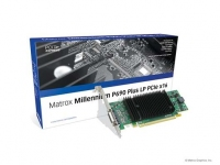 Matrox P69-MDDE256LAUF GDDR2 scheda video