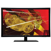"V7 LED236W3 23.6"" Full HD Nero monitor piatto per PC"