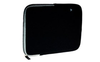 "V7 Ultra Protective Sleeve Tablet PC fino a 10,1"" e iPad - Nero/Grigio"