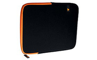"V7 Ultra Protective Sleeve Tablet PC fino a 10,1"" e iPad - Nero/Arrancia"