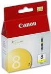 Canon CLI-8 Y Yellow Giallo cartuccia d