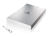 Iomega 200 GB Hi-Speed USB/FireWire 200GB Argento disco rigido esterno