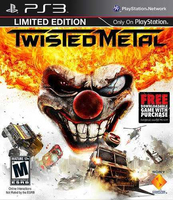 Sony Twisted Metal PlayStation 3 videogioco