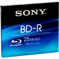 Sony Blu-ray Disc BNR25AV 25GB DVD-R