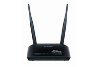 D-Link DIR-605L/E Fast Ethernet Nero router wireless