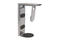 BakkerElkhuizen Universal QC Desk-mounted CPU holder Grigio