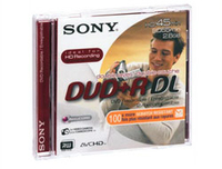 Sony DVD+R Double Layer 2.6GB DVD+R 3pezzo(i)