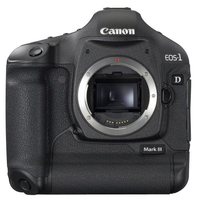 Canon EOS -1D Mark III 10.1MP CMOS Nero