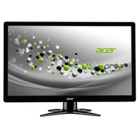 "Acer G6 G226HQLBbd 21.5"" Full HD Nero monitor piatto per PC"