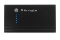 Kensington PowerBooster & Charger for iPod and iPhone Nero adattatore e invertitore