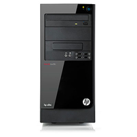 HP Elite 7300 MT 3.4GHz i7-2600 Microtorre Nero PC