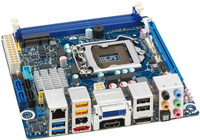 Intel DH77DF Intel H77 LGA 1155 (Socket H2) Mini ITX scheda madre