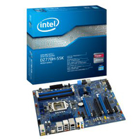 Intel DZ77BH-55K Intel Z77 Express LGA 1155 (Socket H2) ATX scheda madre