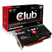 CLUB3D CGAX-7876F Radeon HD7870 2GB GDDR5 scheda video