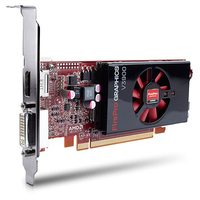 HP A6R69AT FirePro V3900 1GB GDDR3 scheda video