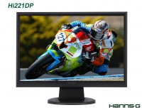 "Hannspree Hanns.G Hi221DP 22"" 22"" Nero monitor piatto per PC"