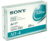 Sony Datatape AIT4 8mm 200/520Gb