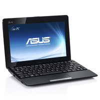 "ASUS Eee PC 1015CX-BLK019S 1.6GHz N2600 10.1"" 1024 x 600Pixel Nero Netbook"