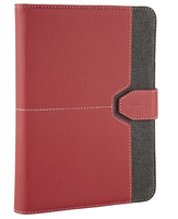 Targus Slim Folio Protective Case Cover Rosso custodia per e-book reader