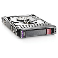 HP 72GB 6G SAS 15K rpm SFF (2.5-inch) SC Enterprise 3yr Warranty Hard Drive disco rigido interno